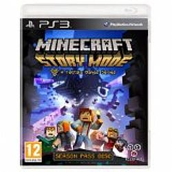 MINECRAFT Story Mode Telltale Game Series PS3