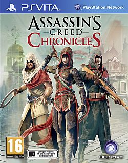 ASSASSINS CREED CHRONICLES PACK PSV