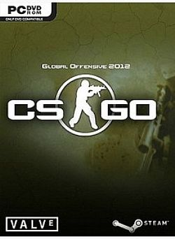 COUNTER STRIKE GLOBAL OFFENSIVE PC (STEAM CD KEY ONLY)