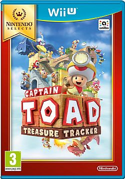CAPTAIN TOAD TREASURE TRACKER (SELECTS) WII U