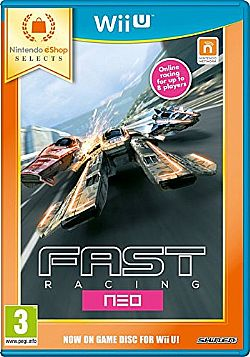 FAST RACING NEO (SELECTS) WII U