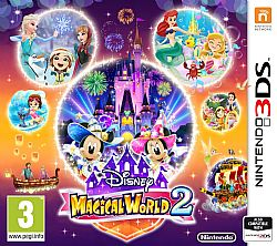 DISNEY MAGICAL WORLDS 2 3DS
