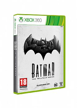 BATMAN THE TELLTALE SERIES 360