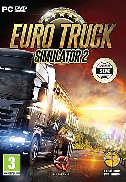 EURO TRUCK SIMULATOR 2 PC (ΚΩΔΙΚΟΣ STEAM)
