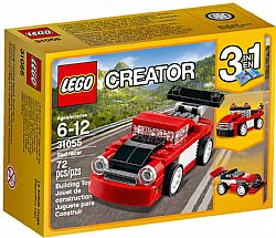 LEGO CREATOR 31055 Red racer