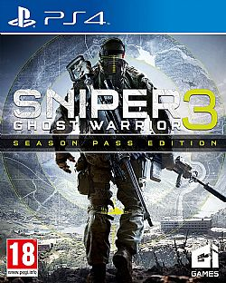 SNIPER GHOST WARRIOR 3 SEASON PASS ED. PS4