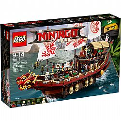 LEGO Ninjago Movie 70618 Destinys Bounty