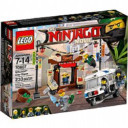 LEGO Ninjago Movie 70607 City Chase