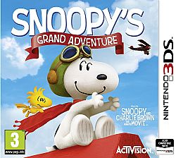 Snoopys Grand Adventure 3DS