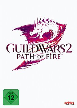 Guild Wars 2 Path of Fire PC (Κωδικος Arenanet)