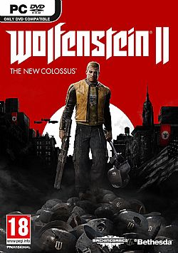 Wolfenstein II The New Colossus PC (Κωδικος Steam)