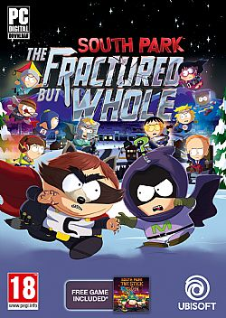 South Park The Fractured But Whole (Κωδικος Uplay)