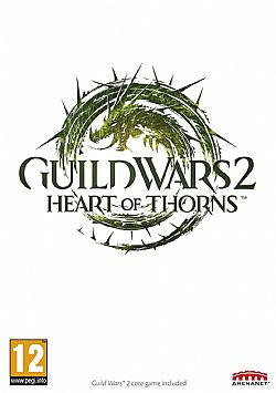 Guild Wars 2 Heart of Thorns PC (Κωδικος Arenanet)
