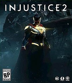 Injustice 2 PC (Κωδικος Steam)