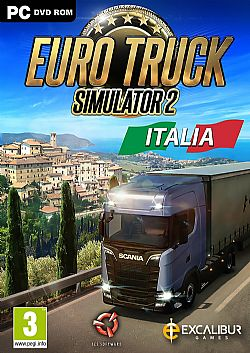 Euro Truck Simulator 2 - Italia PC (Add on)
