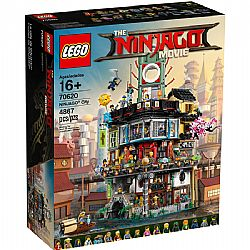 LEGO Ninjago Movie 70620 Ninjago City (4867 pcs)