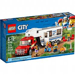 LEGO CITY 60182 Pickup & Caravan (344 pcs)