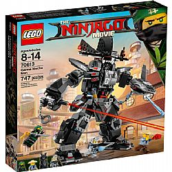 LEGO NINJAGO MOVIE 70613 Garma Mecha Man (747 pcs)
