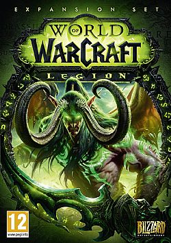 World of Warcraft Legion PC (Κωδικός Battle.net)