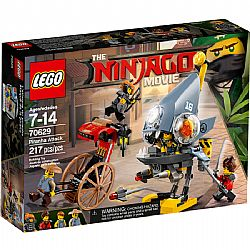 LEGO Ninjago Movie 70629 Piranha Attack