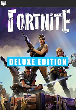 Fortnite Deluxe Edition PC (Κωδικος)