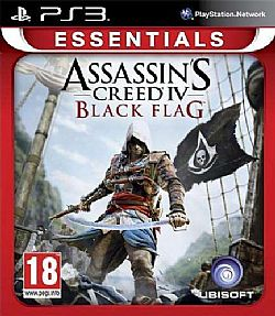 Assassins Creed IV Black Flag (Essentials) PS3