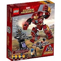 LEGO SUPER HEROES 76104 The Hulkbuster Smash-Up (375 pcs)