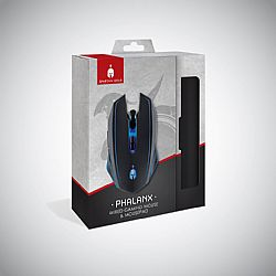Spartan Gear Phalanx Wired Gaming Mouse & Mousepad