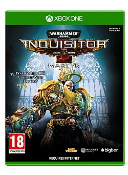 WARHAMMER 40000 INQUISITOR MARTYR XBOX ONE