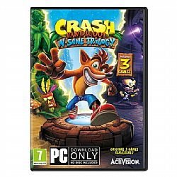 CRASH BANDICOOT N. SANE TRILOGY PC (Κωδικος steam)