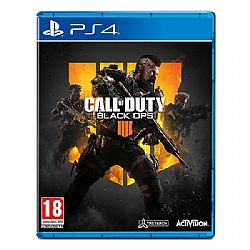 Call of Duty Black Ops 4 IIII PS4