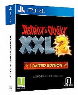 Asterix & Obelix XXL 2 (Limited Edition) PS4