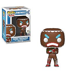 FUNKO POP! Fortnite Merry Marauder #433 Vinyl Figure
